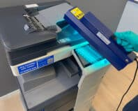 UV BARx1 Disinfecting copy-machine